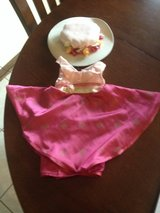 American Girl dress with hat in St. Charles, Illinois