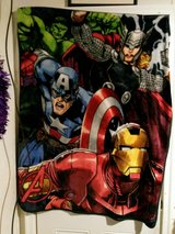 avengers throw/blanket in Fort Campbell, Kentucky