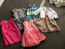 Spring Dresses 2T lot in St. Charles, Illinois