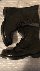 Army Jump Boots in Fort Campbell, Kentucky