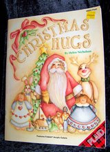 Christmas Hugs Tole Painting Book, Vintage 1993, Nice! in Alamogordo, New Mexico