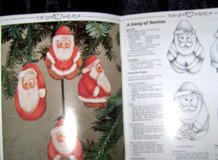 Retro U-MAKE Christmas ORNAMENTS! ~ Vtg Tole Painting Book in Alamogordo, New Mexico