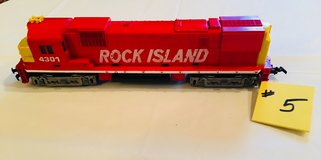 Vintage HO-Scale Locomotive Lot #5 in Glendale Heights, Illinois