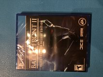 Star Wars Battlefront 2 Elite Trooper Deluxe Edition PS4 NEW in Tinley Park, Illinois