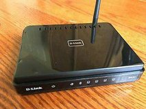 D Link Wireless Router in 29 Palms, California