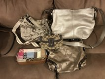 Coach Purses - Various sizes in Fort Knox, Kentucky