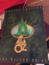 New Deluxe Edition - The Wizard of Oz - DVD, Script, Poster, Photos all in Collector Box- Sealed... in Naperville, Illinois