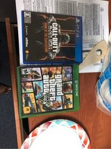 GTA 5, and Call of duty game of the year( Japanese version) and a extra Xbox controller in Okinawa, Japan