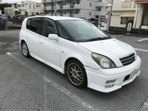 TOYOTA OPA for parts in Okinawa, Japan