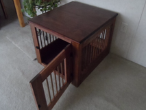 End Table with Door for Dog/Cat or other Storage in Fairfax, Virginia