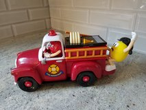 Collectible M & M Firetruck in Westmont, Illinois