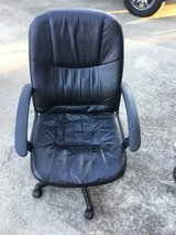 Black Desk Chair in Fort Campbell, Kentucky