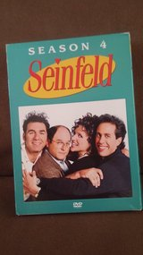 Seinfeld DVDs in 29 Palms, California