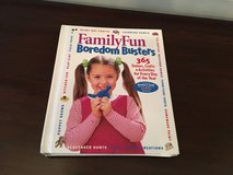 Disney Family Fun Boredom Busters Book - Full of Fun Ideas in Westmont, Illinois