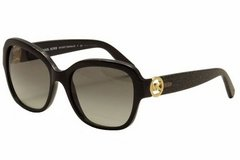***BRAND NEW***Women's MICHAEL KORS Sunglasses Blacl//Black Glitter 55MM*** in The Woodlands, Texas