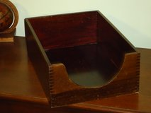 vintage wood drawer/bin in Lockport, Illinois