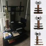 """Whalen 3-Tier Flat Panel TV Stand for TVs up to 50"""" in Tacoma, Washington"""