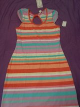 New with tag, summer dress size L in Okinawa, Japan