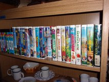 VHS Walt Disney Movie in Fort Riley, Kansas