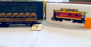 Vintage HO-Scale Train Cars Lot #7 in Naperville, Illinois