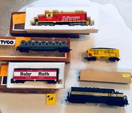 Vintage HO-Scale Train Cars Lot #10 in Naperville, Illinois