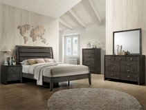 SALE! 30-50% OFF RETAIL! SOLID WOOD CONTEMPORARY QUEEN PLATFORM STORAGE BED SET in Camp Pendleton, California