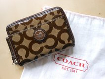 AUTHENTIC COACH WALLET in Ramstein, Germany