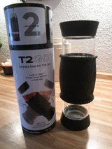 T2GO tea brewer glass tumbler in Stuttgart, GE
