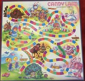 Candy Land Board in Okinawa, Japan