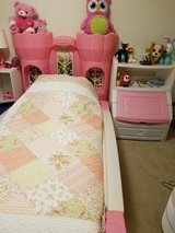Twin Castle Bed with Toybox in Fort Lewis, Washington