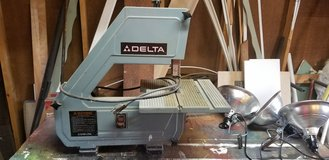 delta table top band saw in Warner Robins, Georgia