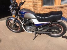 1983 Suzuki GR650D Tempter Motorcycle and parts in Alamogordo, New Mexico
