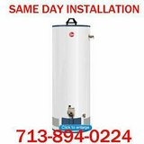 ***PLUMBING SERVICES*** WATER HEATER INSTALL in Pearland, Texas