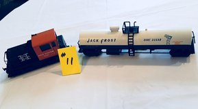 Vintage HO-Scale Train Cars Lot #11 in Naperville, Illinois