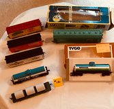 Vintage HO-Scale Train Cars Lot #12 in Naperville, Illinois