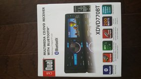 Car Multimedia Receiver w/Bluetooth (Brand-New) in Lawton, Oklahoma