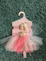 Tutu & bow new! in Plainfield, Illinois