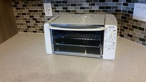 NEW WHITE KRUPS PRO CHEF ULTRA TOASTER OVEN in Tampa, Florida