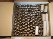 200 Empty Toilet Paper Tubes Rolls for Arts, Crafts, School, Scouts, Church Projects in Schaumburg, Illinois