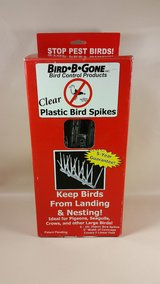 Bird B Gone 6 foot plastic spikes pest control pigeons crows ( 3 boxes ) in Camp Pendleton, California