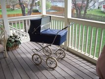 Antique Vintage German Pram and Stroller in Fort Leavenworth, Kansas