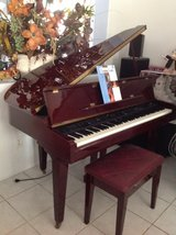 SAMICK DIGITAL PIANO SXP511, POLISH  LACQUER CASE, in Camp Pendleton, California
