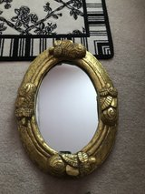 oval decorative mirror in Plainfield, Illinois