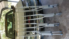 Crutches in Leesville, Louisiana