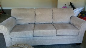 Couch, Loveseat, and Ottomans in Cherry Point, North Carolina