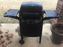 Char Broil Grill with Propane Tank in Leesville, Louisiana
