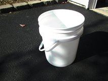 5 GALLON PLASTIC BUCKETS in Joliet, Illinois