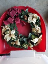 wreath in Quantico, Virginia
