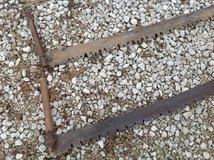 2Man Cross Saw 1841-284 in Camp Lejeune, North Carolina