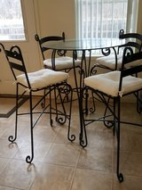 counter height table and chairs in Fort Drum, New York